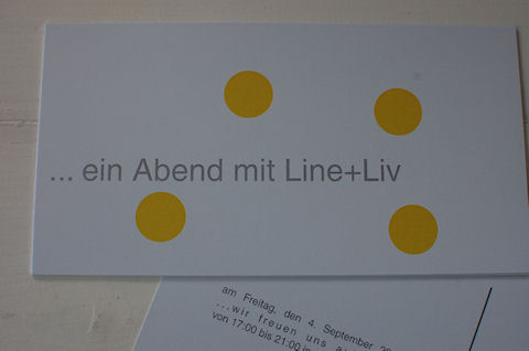 ... ein Abend mit LineundLiv
