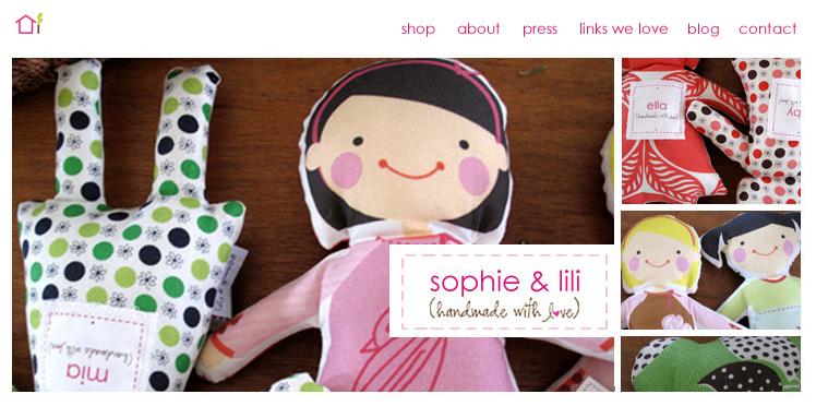sophie und lilli logo