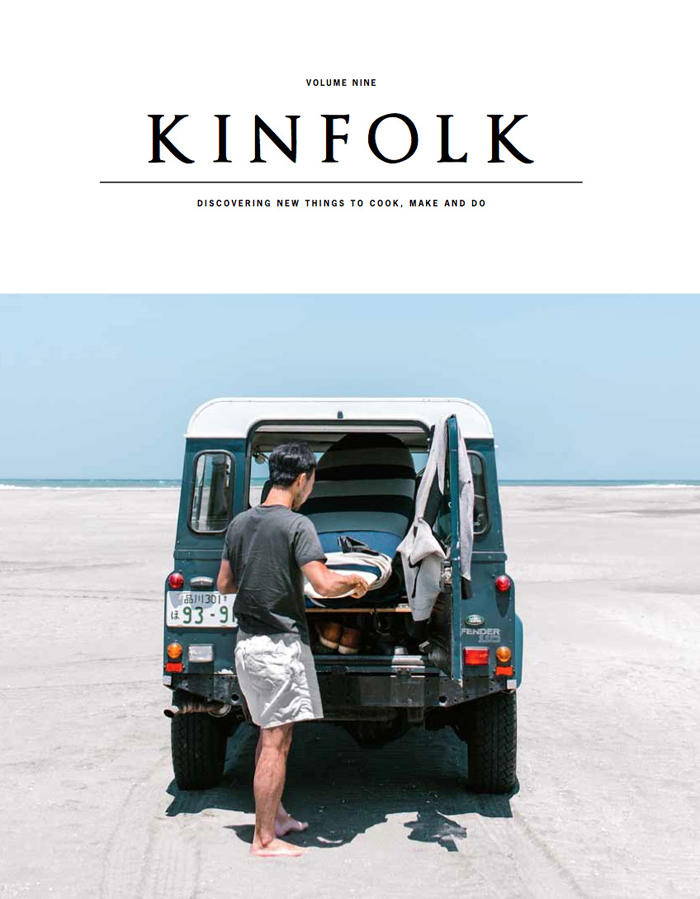 Kinfolk cover 9