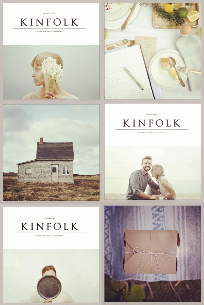 kinfolk blog